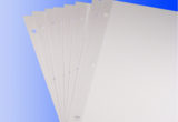 505F Clear Polypropylene Overlaminate